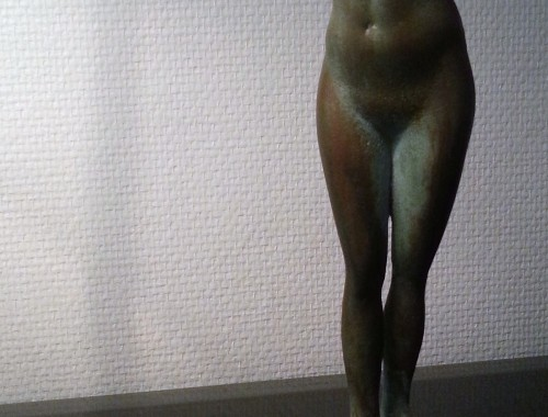 Femmes nues de la baie verte