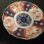 assiette japonaise XIX eme siecle asiatique imari XVIII ancienne chine japon  (5)