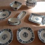 service de gien assiettes creuse dessert saladier légumier soupière ravier saucière plat porcelaine cadeaux de mariage art de la table (6)