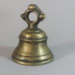 cloche XVII bronze laiton (1)