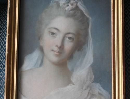 portrait pastel XVIIIe siècle nattier dessin (4)