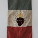 etendard drapeau espoir et salut de la france coeur sacré de jésus (2)