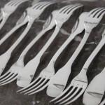 12 couverts a entremet metal argente modele cluny uniplat menagere dessert (2)