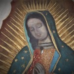 notre dame de guadalapu virgen guadalupana kuzco ecole mexique mexicaine XVIIIe siècle huile cuivre tableau vierge (6)