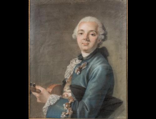portrait violoniste