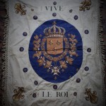 drapeau etendar banniere royaliste restauration XIXe siècle insurrection monarchie (1)