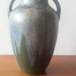 vase gré beauvaisie art nouveau charles Greber signé anse (2)