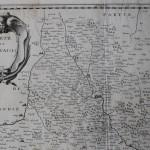 carte beauvaisis beauvais picardie somme  gravure esampe pointe seche XVII XVIII ème siècle (3)