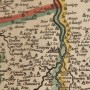 carte de la champagne ardennes aube marne troyes reims ancienne gravure eau forte estampe aquarelle XVIIème siècle XVIII (4)
