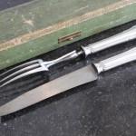 service decouper grand couteu grande fourchette modele vilet violonne lame acier manche argent massif minerve (5) (FILEminimizer)