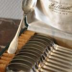 petite cuillères argent minerve poincon moka café modele filet (2)